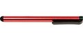 Obrázok pre výrobcu Dotykové pero, kapacitné, kov, červené, pre iPad a tablet