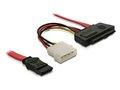 Obrázok pre výrobcu Delock kábel SAS 29pin -> 1x SATA (SFF 8482 > 1x SATA) 50cm