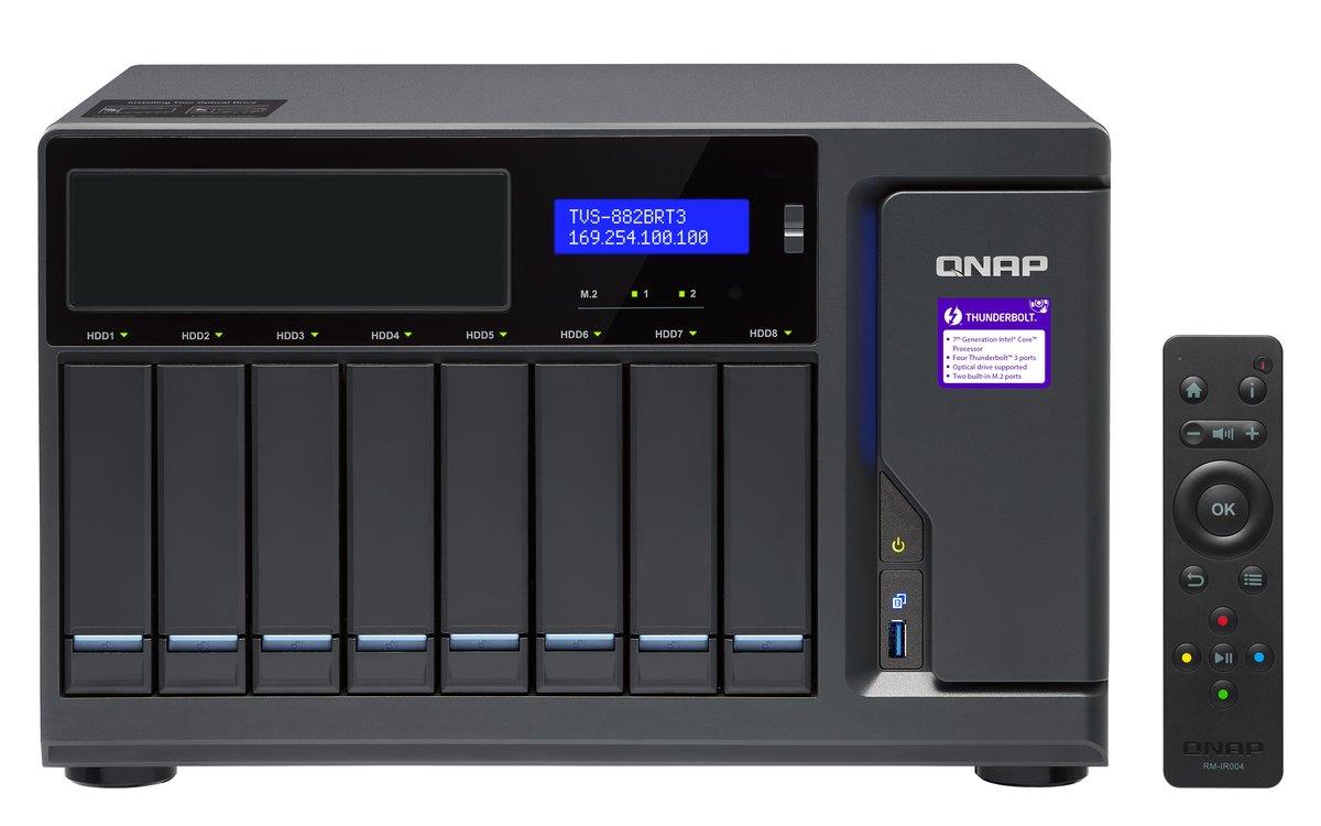 7b29a8362b QNAP TVS-882BRT3-i7-32G (3