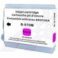 Obrázok pre výrobcu UPrint kompatibil ink s LC-1000M, magenta, 10ml, B-970M, pre Brother DCP-330C, 540CN, 130C, MFC-240C, 440CN