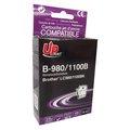 Obrázok pre výrobcu UPrint kompatibil ink s LC-980BK, black, 15ml, B-980B, pre Brother DCP-145C, 165C