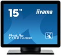 "Obrázok pre výrobcu 15"" LCD iiyama T1521MSC-B1 -8ms,800:1,350cd,repro"