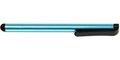 Obrázok pre výrobcu Dotykové pero, kapacitné, kov, svetlo modré, pre iPad a tablet