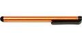 Obrázok pre výrobcu Dotykové pero, kapacitné, kov, oranžové, pre iPad a tablet