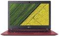 """Obrázok pre výrobcu ACER Aspire1 A114-31-C25P Intel-N3350(2.40GHz) 4GB 32GB eMMC 14"""" HD matný integr.graf. Win10 červený"""