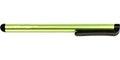 Obrázok pre výrobcu Dotykové pero, kapacitné, kov, svetlo zelené, pre iPad a tablet