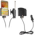 Obrázok pre výrobcu Brodit držák do auta nastavitelný s USB-C a nabíjením z cig. zapalovače/USB š.62-77 mm, tl. 6-10