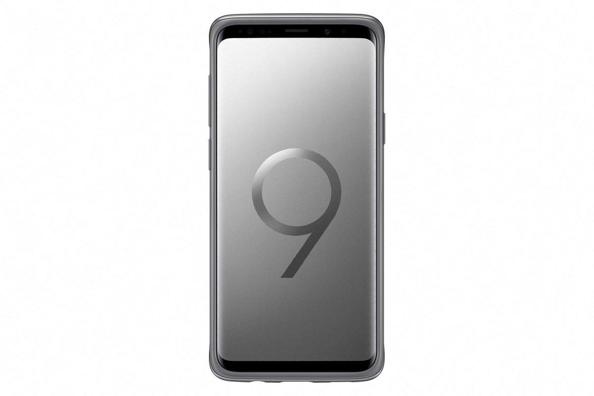 f390d0e50 Samsung Tvrzený ochranný zadní kryt pro S9+ Silver. FOCUS-computer