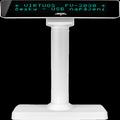 Obrázok pre výrobcu VFD zák.displej FV-2030W 2x20, 9mm,USB, bílý