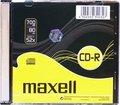 Obrázok pre výrobcu CD-R MAXELL 700MB 52X Slim box 1ks