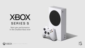 Obrázok pre výrobcu XBOX Series S - 512GB